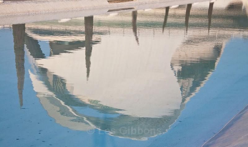 opera house reflection - Valencia