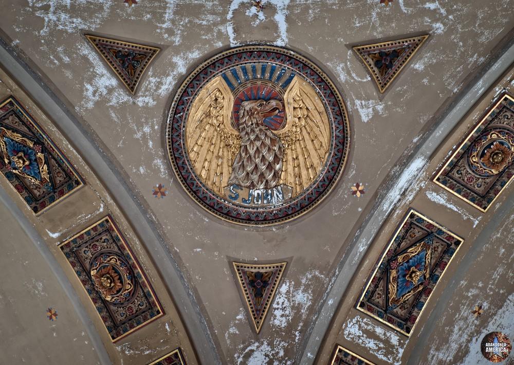 Church of the Transfiguration (Philadelphia, PA) | St. John Medallion - The Church of the Transfiguration