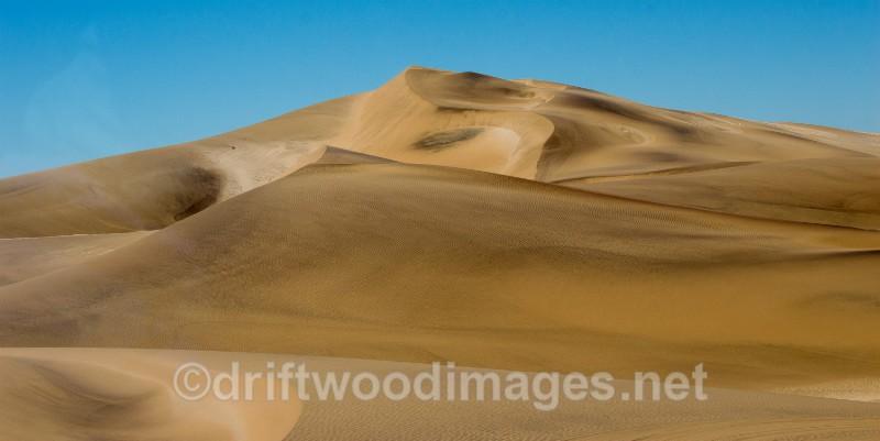 Namibia Walvis Bay desert  Living Desert dunes 4 A - Namibia, Southern Africa