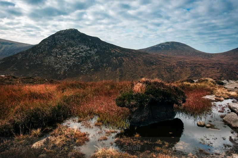 Carn Mountain and Slieve Muck - The Mourne Mountains (Spring,Summer and Autumn)