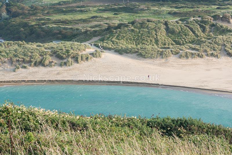 Gannel Estuary - Crantock Bach - Newquay - Cornwall - Cornwall
