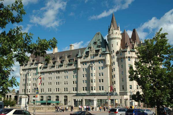 Chateau Laurier 2 - Summer