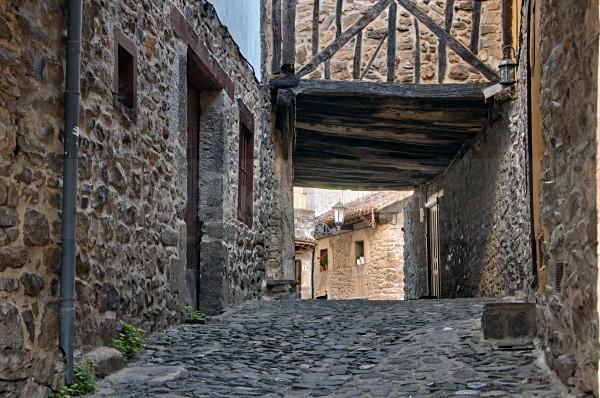 Potes Alley - Picos de Europa, Spain