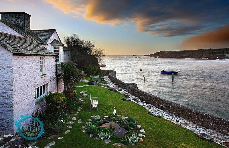 Garden View - Seascapes