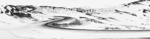 Icelandic curves - Exhibition acceptances