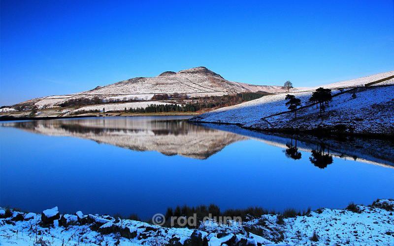Alderman's Hill - Peak District