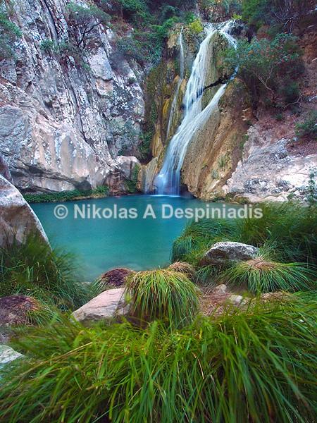 Καταρράκτης Ι Waterfall - Νότια Ελλάδα I South Greece