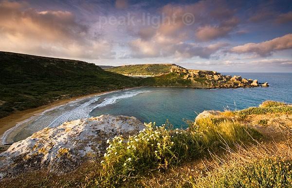 Ghajn Tuffieha Bay - Foreign Shores