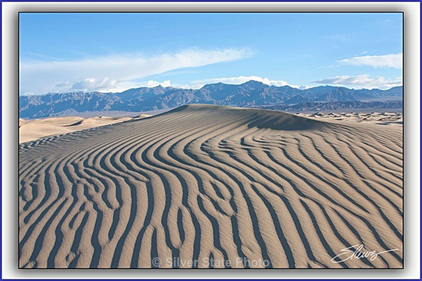 Mesquite Sand Dunes - Death Valley - Nevada (mostly) Landscapes