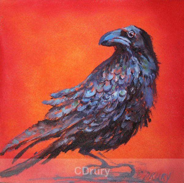 Wisdom SOLD - Colorful Critters