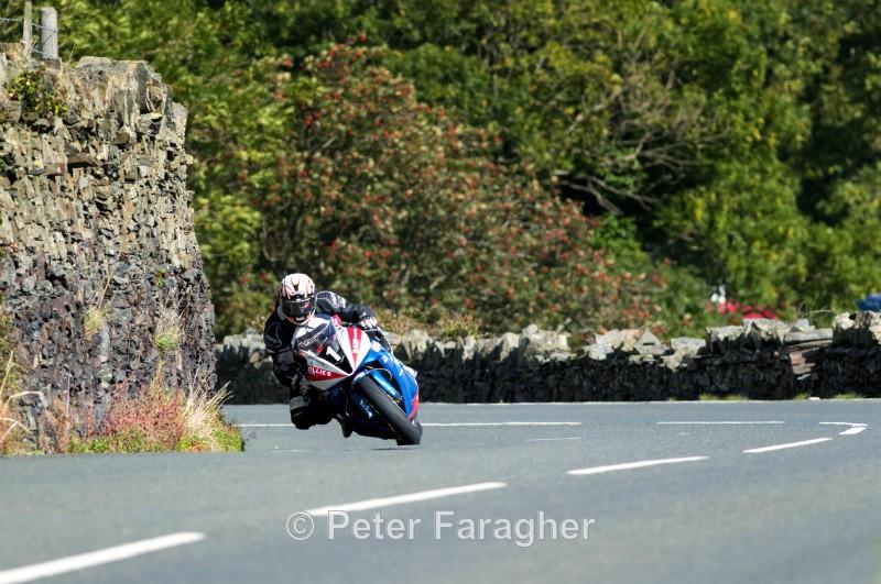 Andy Farrell - Manx Grand Prix and Classic TT