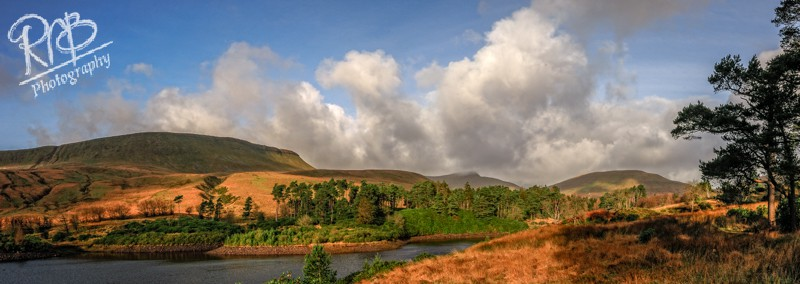 Pen Y Fan - Panoramic Images