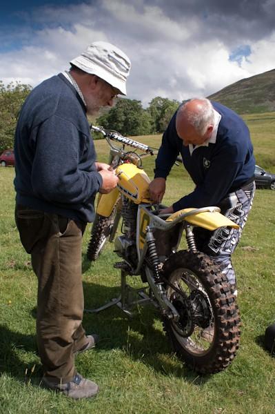 - The Motorcycle Scramble