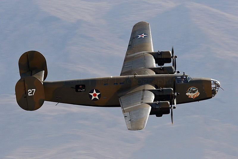 B-24 Liberator - Aviation