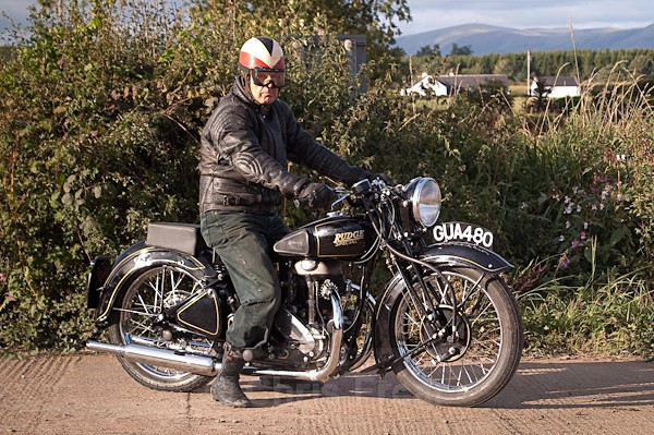 13 - Rudge Motorcycle Restoration