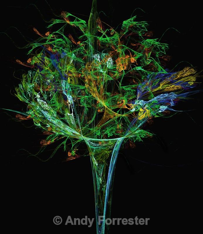 Vase - Apophysis Art