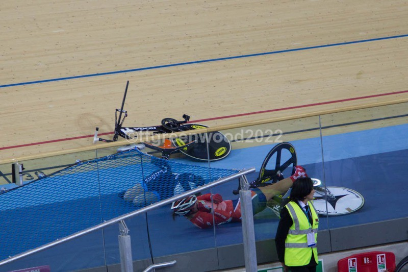 WCC-123 - World Cup Cycling Olympic Velodrome