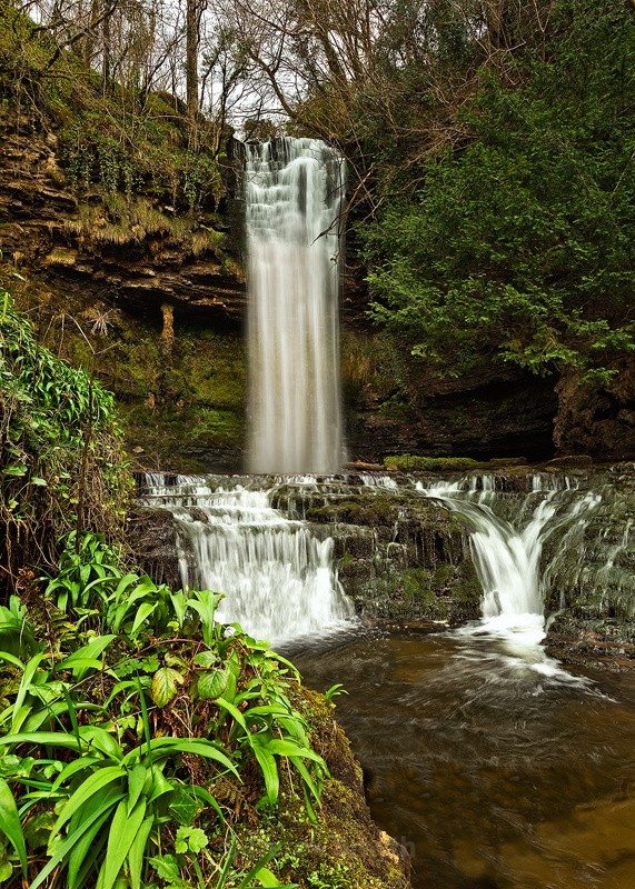 Glencar Waterfall - Tourist attraction in Leitrim