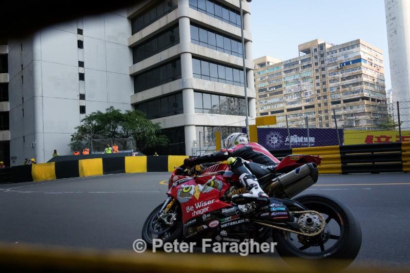 Glenn Irwin - Macau Grand Prix