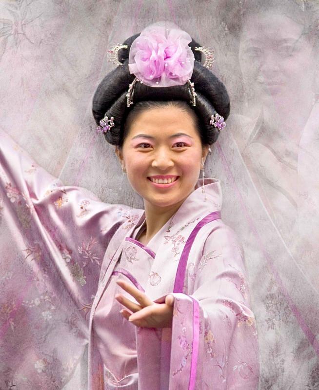 Geisha Girl - Creative