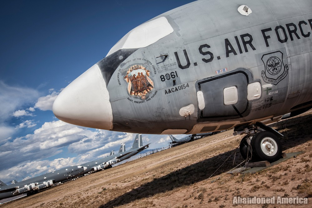 Aerospace Reclamation and Maintenance Group, Tucson AZ - Matthew Christopher Murray's Abandoned America