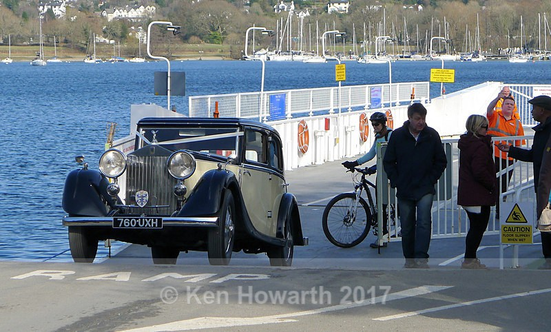 Windermere Ferry - Lakeland Landscapes