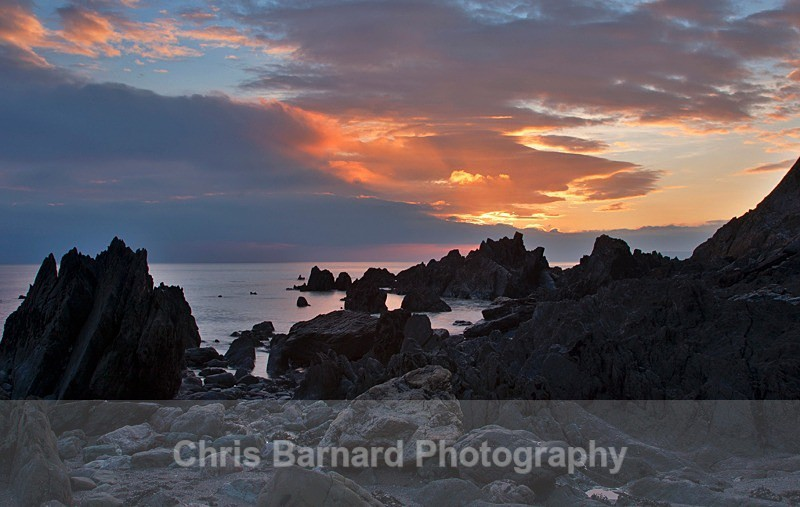 Sunset Portwrinkle - The Rame Peninsula