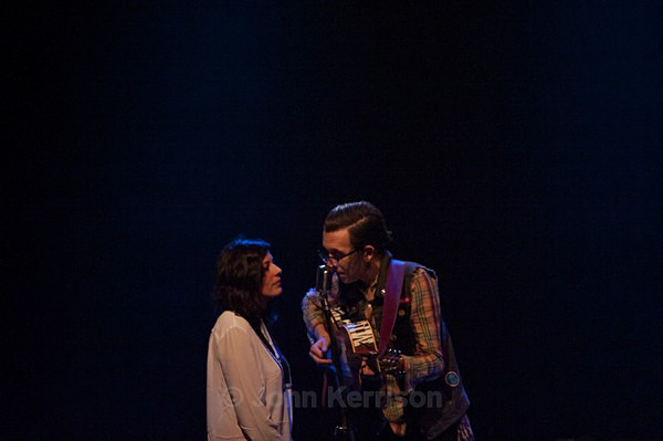 Micah P Hinson and Ashley Bryn Gregory - Concert