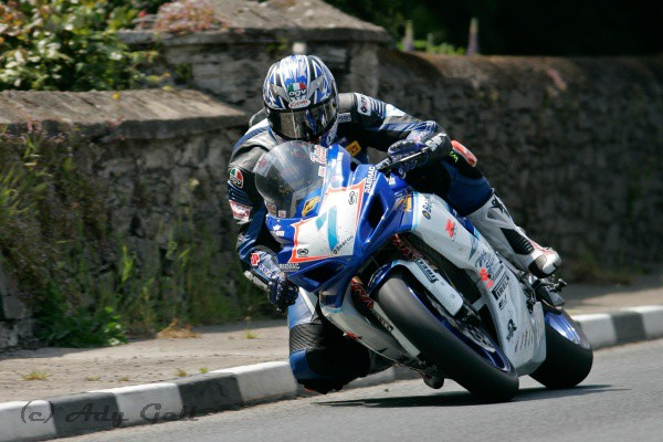 Adrian Archibald - Racing