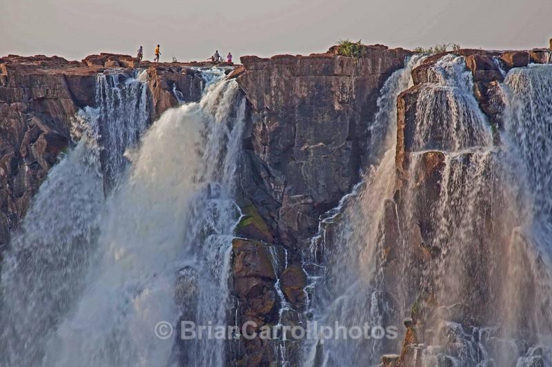 Victoria Falls Zambia - African Safari Tour 09 Zambia, Botswana,Namibia & South Africa