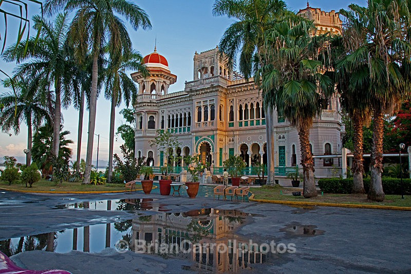 Palacio del Valle, Ceinfuegos, Southern Cuba - Cuba, Island Tour 2010