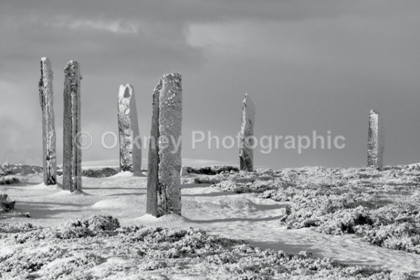 Ring of Brodgar - Orkney Images