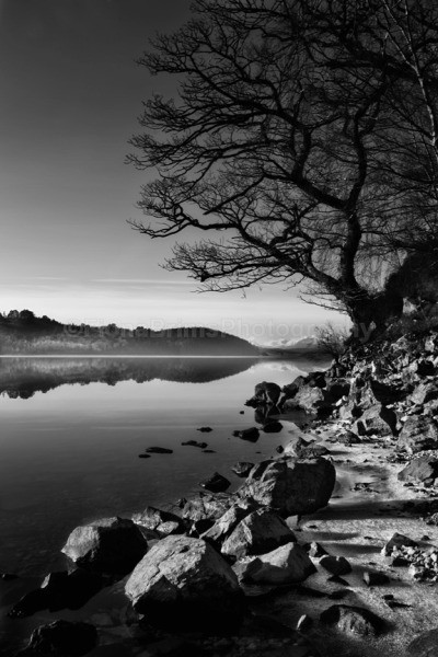 loch garry - Landscapes and Seascapes
