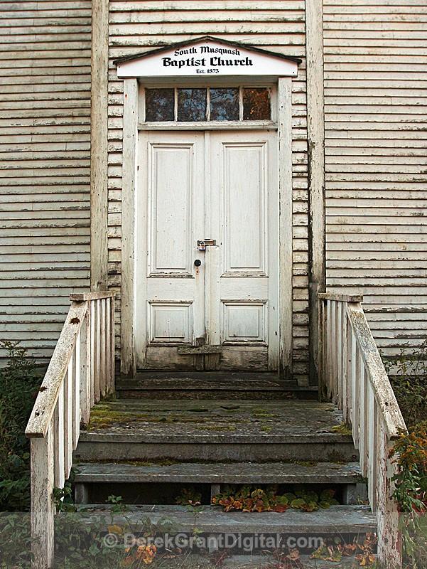 South Musquash Baptist Church New Brunswick Canada - 2 - Churches of New Brunswick