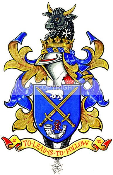 Hayter Family - Heritage Family Name and Coat of Arms Store