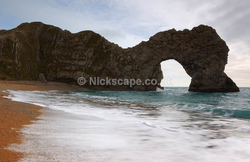 Durdle Door | Natural Arch on Dorsets Jurassic Coastline