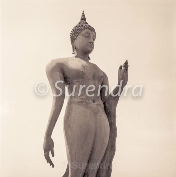 Wat Sa Si # 1 - Sukhothai  スクタイ