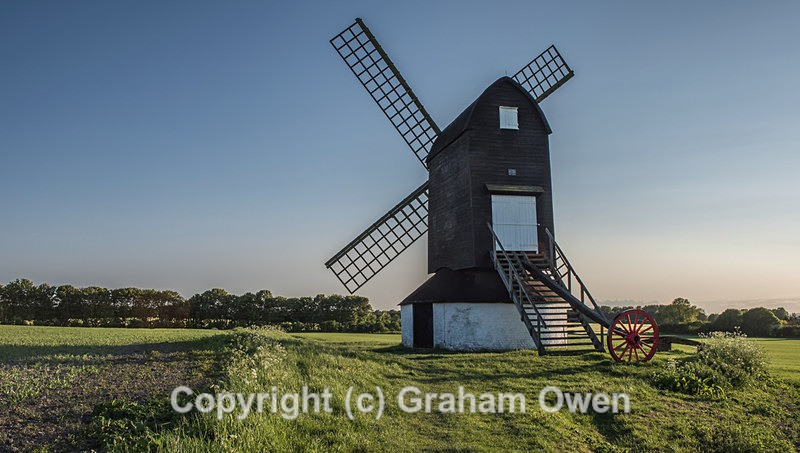 Pitstone Mill-013 - Pitstone Mill