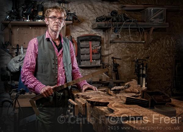 Phillip Wilson II - Workshop Portraits
