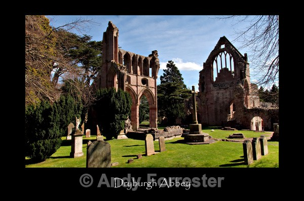 Dryburgh Abbey - Border Abbeys
