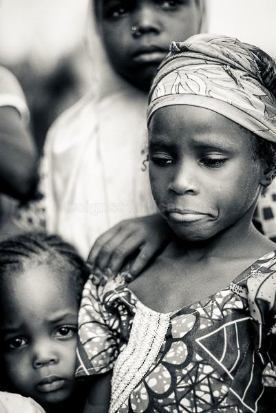 Children, Angoual Gao, Niger