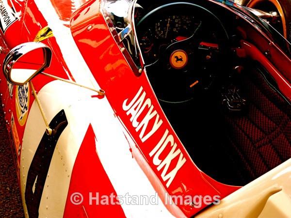 Ferrari 312B2 - motorsport