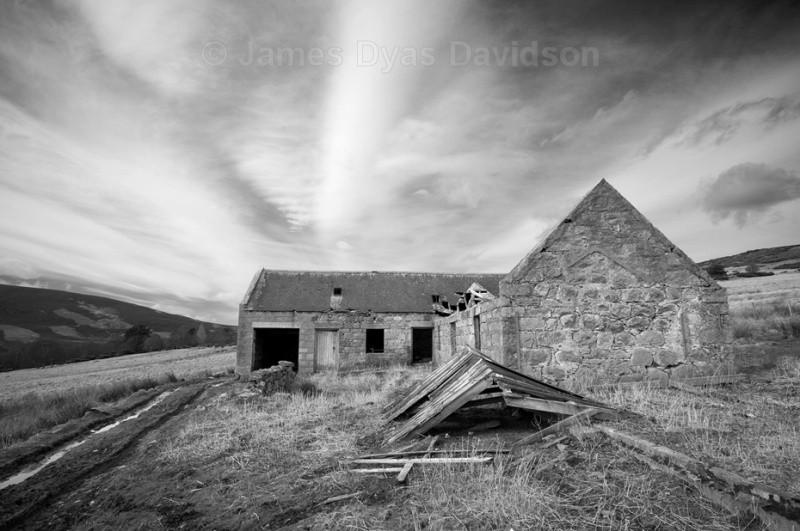 Ardoch Steading - Glen Gairn