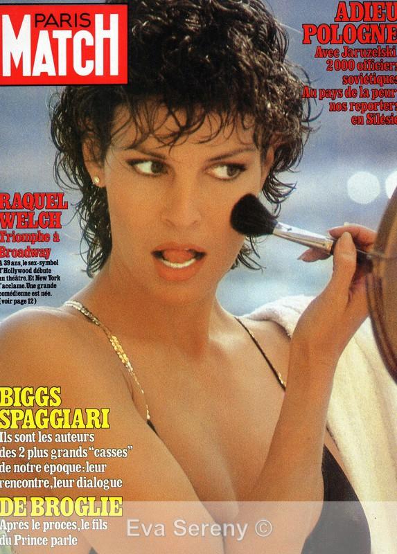 January 8, 1982 - International Magazine Covers