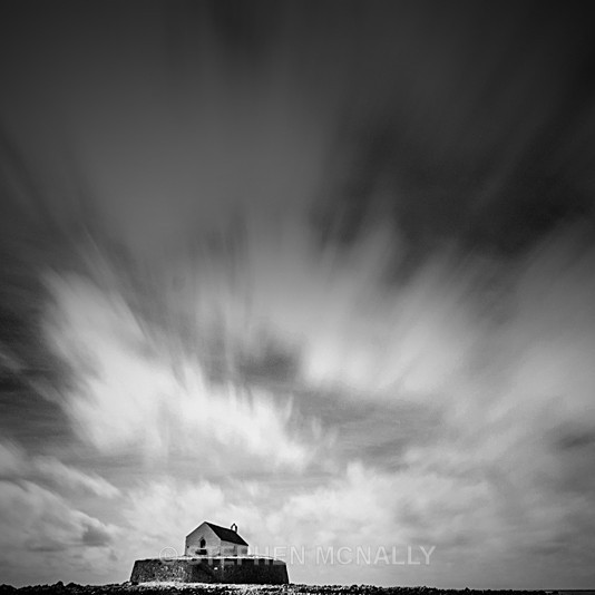 Church In The Sea - Seascapes
