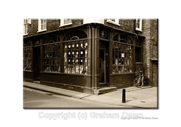 Corner Shop - York