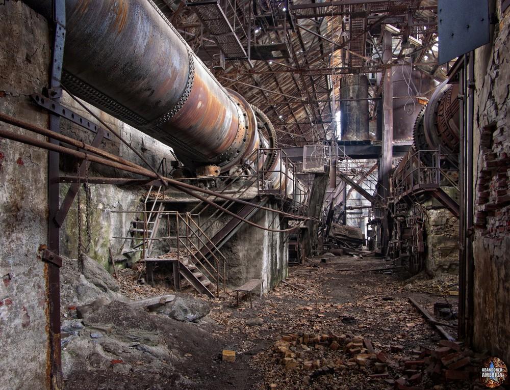 Billmeyer Limestone Quarry (Bainbridge, PA) | The Glory of Industry - Billmeyer Limestone Quarry