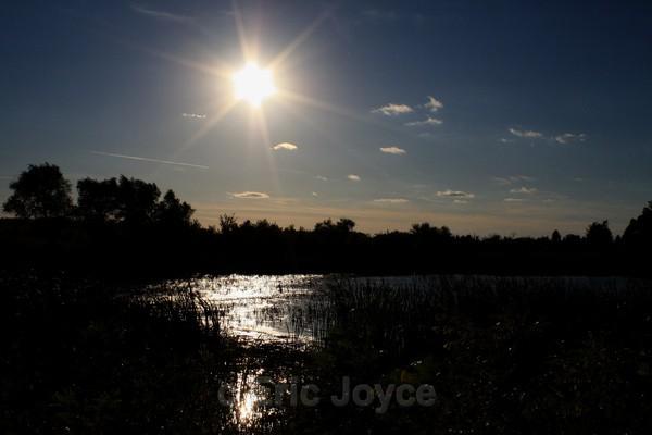 Sun Rays - SW Minnesota