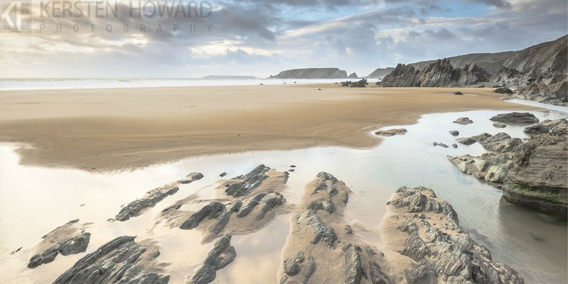 Towards Gateholm - Marloes - Images from book