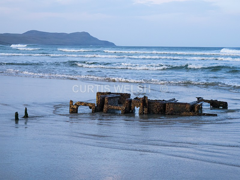 Wreck - WEST of SCOTLAND